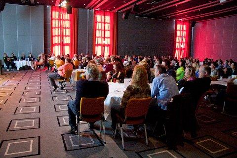 Godt over 200 «tjukkaser» fra hele landet hadde møtt opp på landstreffet i Sarpsborg denne helgen.