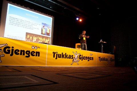 Tjukkasgjengen har vokst enormt på kort tid. Lørdag kunne Jan Ellefsen presentere statistikk som viste at de nå teller rundt 30 000 medlemmer.