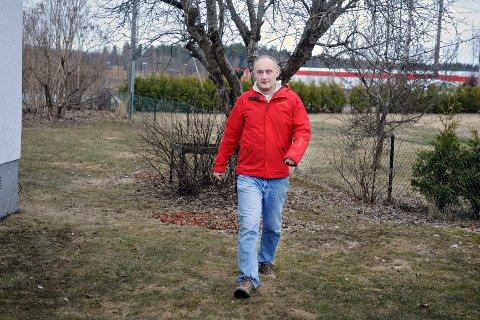 Jon Ivar Fjeldstad fra Vestby, har brukt mye penger for sine lidelser. FOTO: Ole Kr. Trana