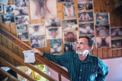 – Hva jeg har på veggene, raker ingen. Jeg har fortsatt krav på hjemmehjelp, sier Tommy Catlover etter mangeåring krangel med Vestby kommune.