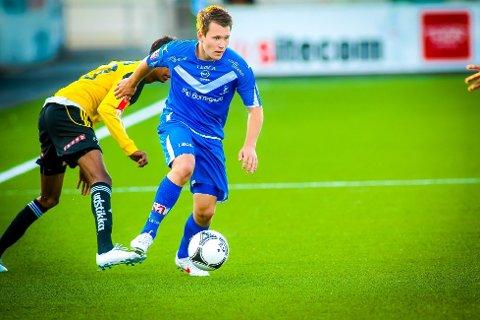 Midtbanespilleren Mathias Engebretsen går fra Sarpsborg 08 til Moss FK for resten av sesongen.