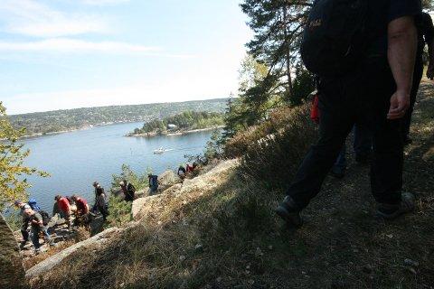 Håøya er Oslofjorden høyeste øy. Turen opp er bratt, men utsikten er ubetalelig.