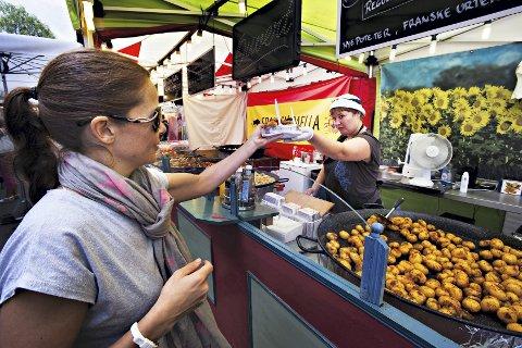 Internasjonal matkultur: Et tema som er foreslått er en festival med mat og kultur.