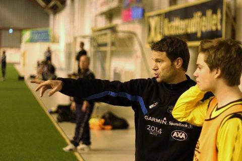 MFK-juniorenes hovedtrener, Bjørn Christensen, retter fokuset på interkretsen, etter at laget røk ut i første runde av NM G19.