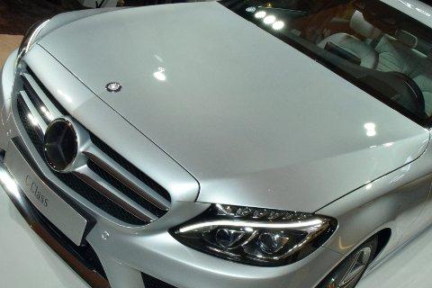 2014 blir blant annet C-klassens år for Mercedes.