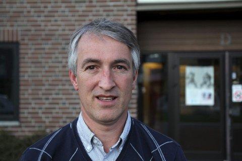 Tore Aslaksen, daglig leder i Brunstad hotellbygg.