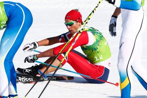 Chris Jespersen kom på 11. plass.