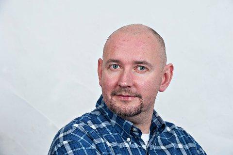 Per Skøien er nyhetsredaktør i Laagendalsposten.