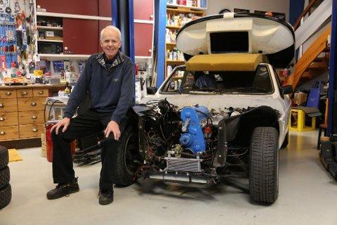 Entusiast og forhenværende elbileier Paul T. Anderson fikk en dyr elbil-opplevelse.