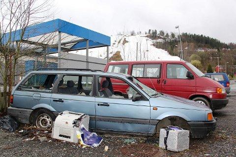 Avskiltet bil forsikring