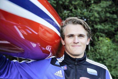 Lars Magne Ullvang besvimte da han sikret seg kongepokalen under NM i padling.