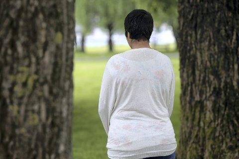 Ble narkoman: Flere barn har startet med narkotika etter opphold ved Akutt Barkåker, en avdeling under Buskerud og Vestfold ungdomssenter akutt.Foto: Svein André Svendsen