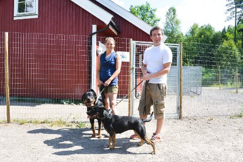 Paret har investert rundt 8 millioner kroner, mye tid og krefter i å realisere gårdsdrømmen, men angrer ikke.