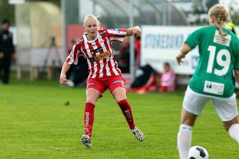 Karina Sævik.