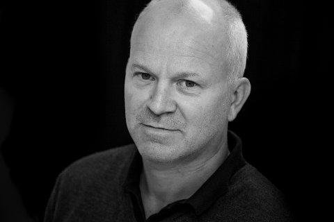 Pål A. Næss, redaktør og daglig leder i Lierposten.