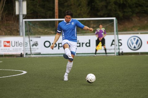 Kolbotn-kaptein Marius Scheele satte inn lagets første scoring etter en time, men det holdt ikke til poeng denne gangen heller.