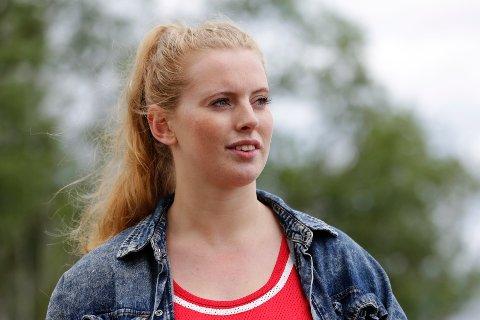 Emilie Bersaas (22) fra Haugesund ble søndag valgt til nestleder i AUF.
