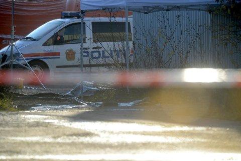 STIKKSKADER: Politiet bekrefter torsdag at kvinnen ble drept av stikkskader.