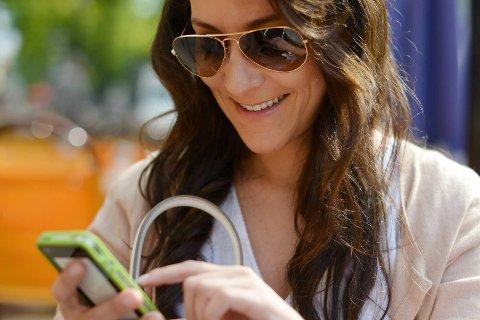 Er du lenket til mobiltelefonen din?