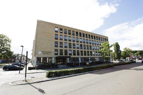 SOLGT: Kommunen fikk prisen den ønsket for det gamle rådhuset. Foto: Eric Johannessen