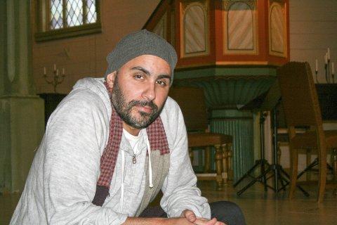 TILBAKE: Christopher Arouni arbeider i Haugesund for 3. gang.