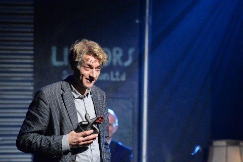 Anders T. Andersen fikk Nøtterøys kulturpris