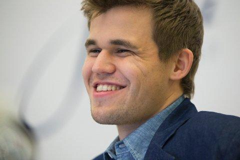 Magnus Carlsen forsvarte VM-tittelen søndag.