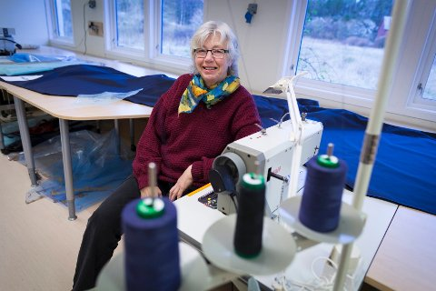 Astrid Kallevik startet og bygget opp Eteka, og bedriften vokste til sju medarbeidere. FOTO: TERJE STØRKSEN