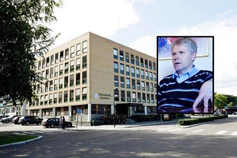 Rådmann Geir Viksand vet ikke om kommunen vil godta boten fra Økokrim.