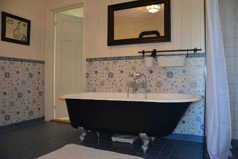 Badekaret med løveføtter har en litt mindre glamorøs fortid, og ble en periode brukt til slakting av griser.