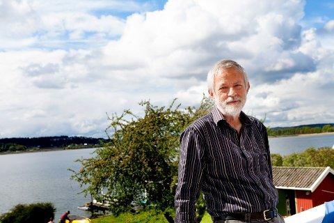 Ottar Hellevik mener broplanene fra Kaldnes til Korten er «en uopprettelig katastrofe».