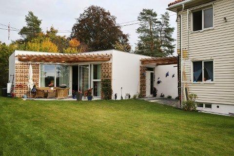 Det lille huset på Blommenholm fra 2014 «tilhører en sjeldenhet i dagens eiendoms-Klondyke», i følge juryen.