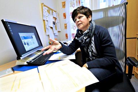 – Vi hjelper flere enn folk tror, selv om mange saker henlegges, sier Anne-Bente Kentsrud.