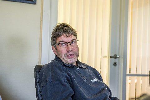 LIKER DETTE BEDRE: – Tannhjulet passer bedre inn enn Morten Viskums ku, sier styreformann og eier Ring Tore Teigen.