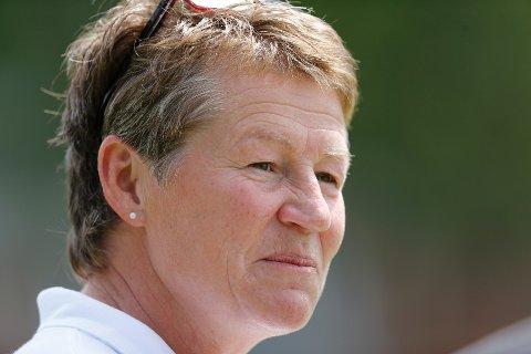 Fotballegenden Heidi Støre.