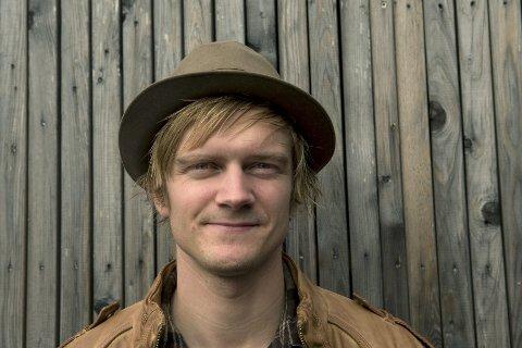 SOLOALBUM:  Odin Staveland i Vamp er klar for konsert under bransjetreffet 100 Dagar i februar.  Foto: Terje Bendiksby/NTB Scanpix
