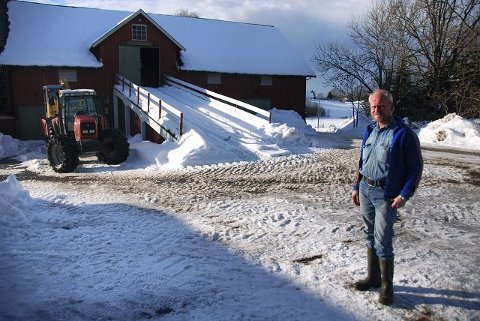 Roy Hasle i Rygge vet godt hva potetprodusentene som har fått påvist potetål går igjennom nå.