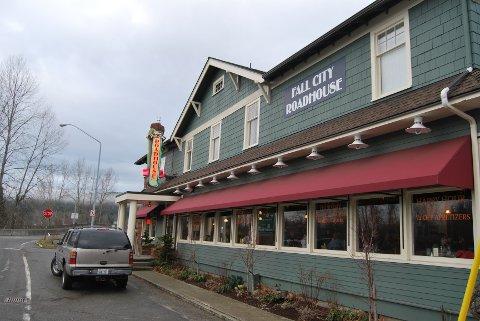 """Fall City Roadhouse, tidligere Colonial Inn, ble brukt i både """"Twin Peaks""""-serien og i filmen """"Fire Walk with me"""""""