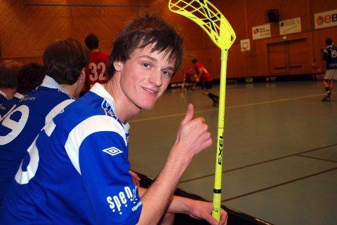 Eirik Holstad og NOR 92 øynet poeng i eliteserien, men nok en gang ble det knepent tap.