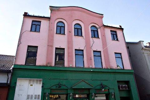 Selskapet Destination ønsker å starte baren Heaven i annen etasje i Engene seks hvor blant annet XL og Gold Room holdt til tidligere.