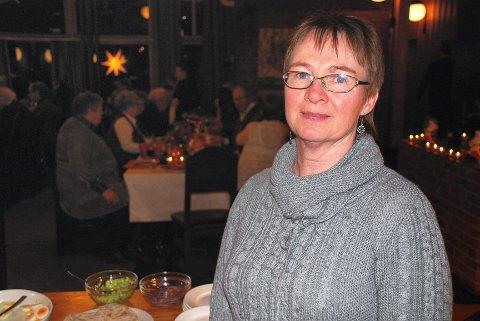 en annerledes jul: Karin mistet sin yngste sønn i sommer og vil ære han med å feire julekvelden på en annerledes måte.
