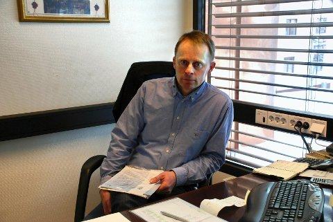MÅ AKSEPTERES: – Boka er slik Thorbjørn Bakken har opplevd saken, sier rådmann Kristian Trengereid i Trysil kommune.
