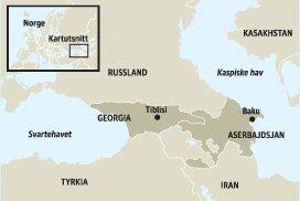 Drammens Tidende Terje Gikk I Bakken I Aserbajdsjan
