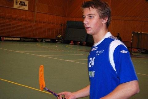 Juniorspiller Eirik Oseth