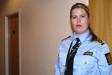 Politiadvokat Lise Dalhaug Øhrling i Vestfold politidistrikt sier politiet nå undersøker forhold rundt mannens helse.