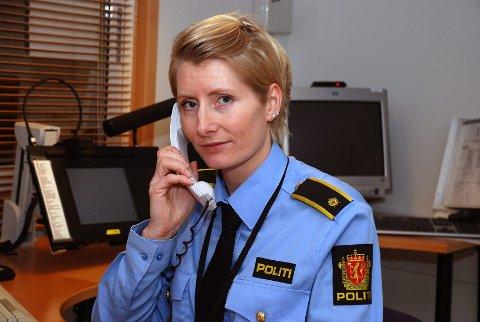 - Eleven ble bortvist fra skolens område for resten av dagen, sier Cathrine Klæstad, operasjonsleder ved Vestfold politidistrikt.