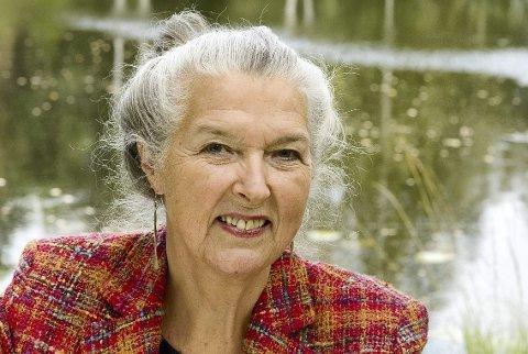 BEVISST:   Ann-Kristin Olsen har hele tiden vært bevisst sitt ansvar som foregangskvinne. FOTO: STEMMERETTS-JUBILEET 2013   VEST-AGDER