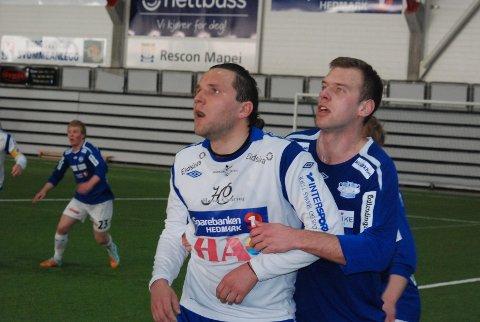 Marius Holt og resten av Dala var nære på å rote bort cupavansementet mot Flisa, men en scoring ett minutt før slutt i siste ekstraomgang berget seieren.