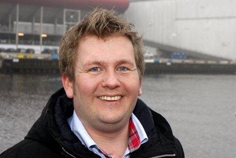 Vil bli bedre: Kultursjef i kommunen, Ole-Henrik Holøs Pettersen, ønsker bedre kommunikasjon med publikum.