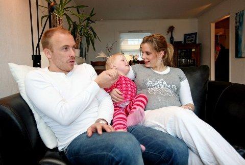 Dette er årsaken til at Bjørnar Johannessen velger å trappe ned på toppfotballen. Han ønsker mer tid med familien. (Arkivfoto: Pål Andreassen)